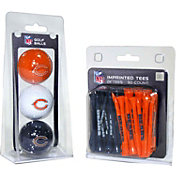 Team Golf Chicago Bears 3 Ball/50 Tee Combo Gift Pack