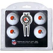Team Golf Cleveland Browns Premium Golf Gift Set
