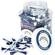 Team Golf San Diego Chargers 175 Count Golf Tee Jar