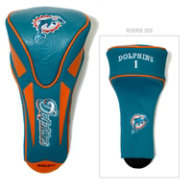 Team Golf Miami Dolphins Single Apex Jumbo Headcover