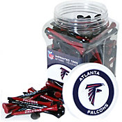 Team Golf Atlanta Falcons 175 Count Golf Tee Jar