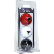 Team Golf Atlanta Falcons Golf Balls – 3 Pack