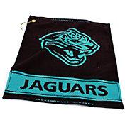 Team Golf Jacksonville Jaguars Woven Towel
