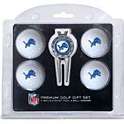 Team Golf Detroit Lions Premium Golf Gift Set