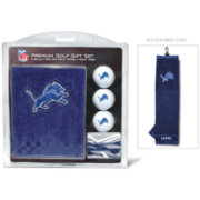 Team Golf Detroit Lions Embroidered Towel Gift Set