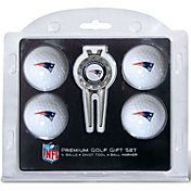 Team Golf New England Patriots Premium Golf Gift Set