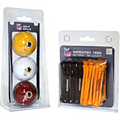 Team Golf Washington Redskins 3 Ball/50 Tee Combo Gift Pack
