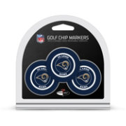 Team Golf Los Angeles Rams Poker Chips Ball Markers - 3-Pack