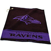 Team Golf Baltimore Ravens Woven Towel