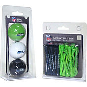 Team Golf Seattle Seahawks 3 Ball/50 Tee Combo Gift Pack