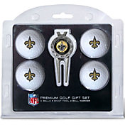 Team Golf New Orleans Saints Premium Golf Gift Set