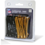Team Golf New Orleans Saints Golf Tees – 50 Pack