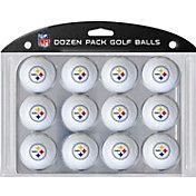 Team Golf Pittsburgh Steelers Golf Balls
