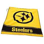 Team Golf Pittsburgh Steelers Woven Towel