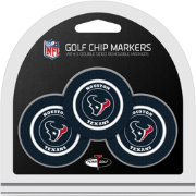 Team Golf Houston Texans NFL Golf Chips - 3 Pack