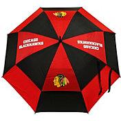 "Team Golf Chicago Blackhawks 62"" Double Canopy Umbrella"