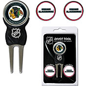 Team Golf Chicago Blackhawks Divot Tool and Marker Set
