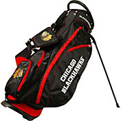 Team Golf Chicago Blackhawks Fairway Stand Bag