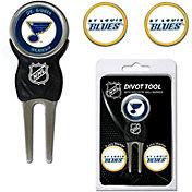 Team Golf St. Louis Blues Divot Tool and Marker Set