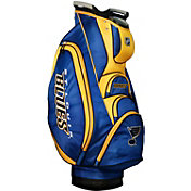 Team Golf St. Louis Blues Victory Cart Bag