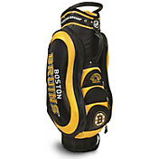 Team Golf Boston Bruins Medalist Cart Bag