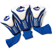 Team Golf Vancouver Canucks 3-Pack Contour Headcovers
