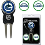 Team Golf Vancouver Canucks Divot Tool and Marker Set