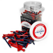 Team Golf Washington Capitals 175 Count Golf Tee Jar