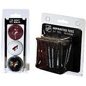 Team Golf Arizona Coyotes 3 Ball/50 Tee Combo Gift Pack