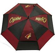"Team Golf Arizona Coyotes 62"" Double Canopy Umbrella"