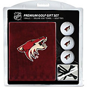 Team Golf Arizona Coyotes Embroidered Towel Gift Set