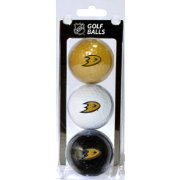 Team Golf Anaheim Ducks Three Pack Golf Ball Set