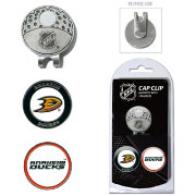 Team Golf Anaheim Ducks Cap Clip And Marker Set
