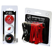 Team Golf New Jersey Devils 3 Ball/50 Tee Combo Gift Pack