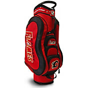 Team Golf Calgary Flames Medalist Cart Bag