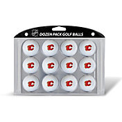 Team Golf Calgary Flames 12 Pack Golf Balls