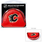 Team Golf Calgary Flames Mallet Putter Cover