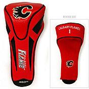 Team Golf Calgary Flames Single Apex Headcover