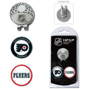 Team Golf Philadelphia Flyers Cap Clip And Marker Set