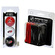 Team Golf Carolina Hurricanes 3 Ball/50 Tee Combo Gift Pack