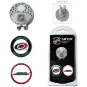 Team Golf Carolina Hurricanes Cap Clip And Marker Set