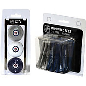 Team Golf Winnipeg Jets 3 Ball/50 Tee Combo Gift Pack