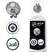 Team Golf Winnipeg Jets Cap Clip And Marker Set