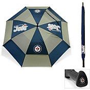 "Team Golf Winnipeg Jets 62"" Double Canopy Umbrella"