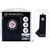 Team Golf Winnipeg Jets Embroidered Towel Gift Set