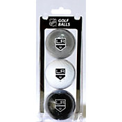 Team Golf Los Angeles Kings Three Pack Golf Ball Set