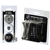 Team Golf Los Angeles Kings 3 Ball/50 Tee Combo Gift Pack