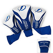 Team Golf Tampa Bay Lighting 3-Pack Contour Headcovers