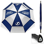 "Team Golf Tampa Bay Lightning 62"" Double Canopy Umbrella"