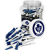 Team Golf Toronto Maple Leafs 175 Count Golf Tee Jar